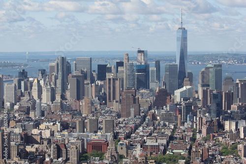 Obraz na dibondzie (fotoboard) Nowy Jork