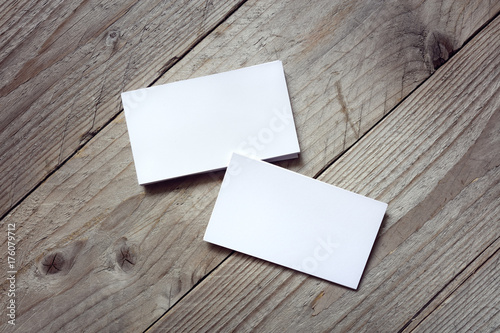 Fotografia, Obraz  Business card template for branding identity