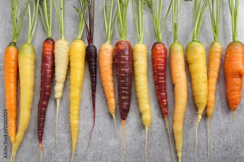Carrots.
