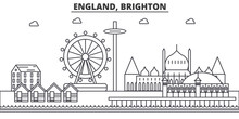England, Brighton Architecture...