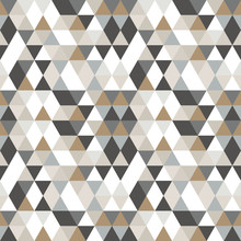 Geometric Abstract Pattern Wit...