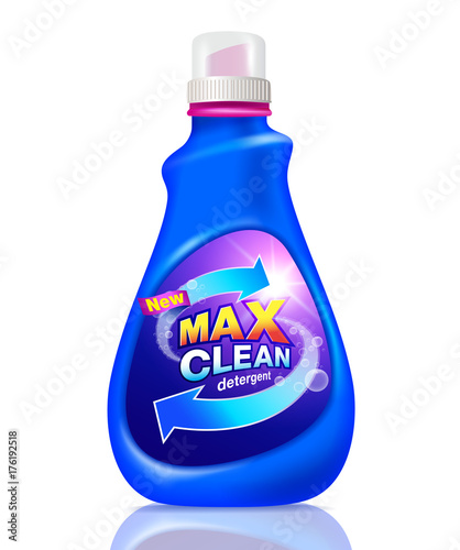 Detergent Cleaning Design Pack Detergent Product For Templates