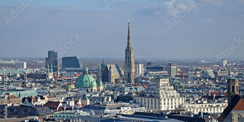 Obraz na dibondzie (fotoboard) Wiedeń