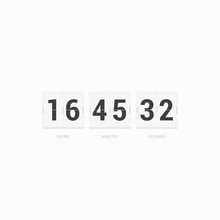 Countdown Time Counter Icon