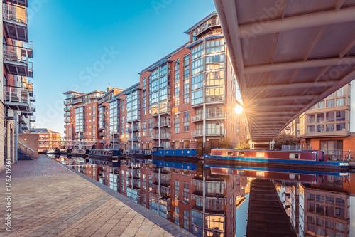 Photo Birmingham Canal