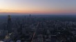 Aerial Canada Toronto July 2017 Sunset 4K Inspire 2