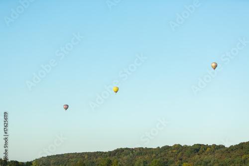Plakat Balony powietrzne