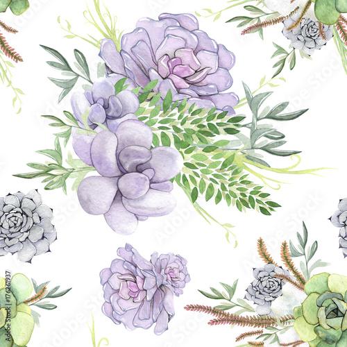 Fototapety styl prowansalski subtelne-kwiaty-w-kolorze-fiolkowym