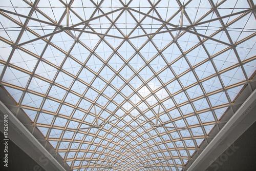 Zdjęcie XXL szczegół nowoczesnego budynku