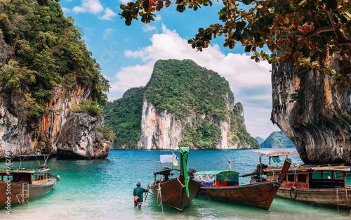 Staande foto Eiland thailand