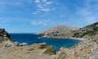 Stara Baska Küste auf der Insel Krk in Kroatien