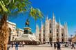 Leinwandbild Motiv Milan, Italy