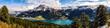 Höhenweg am Reschensee