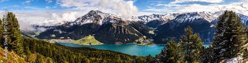 Foto  Höhenweg am Reschensee