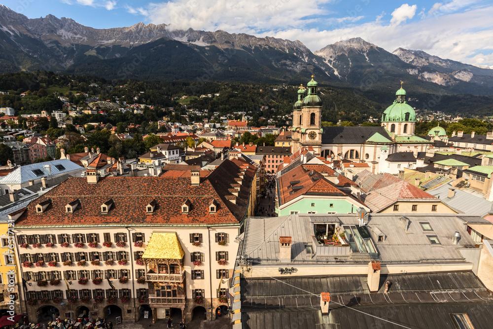 Fototapety, obrazy: Innsbruck