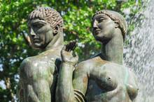 Bailey Fountain - Prospect Park