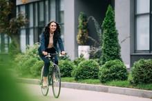 Riding Bicycle