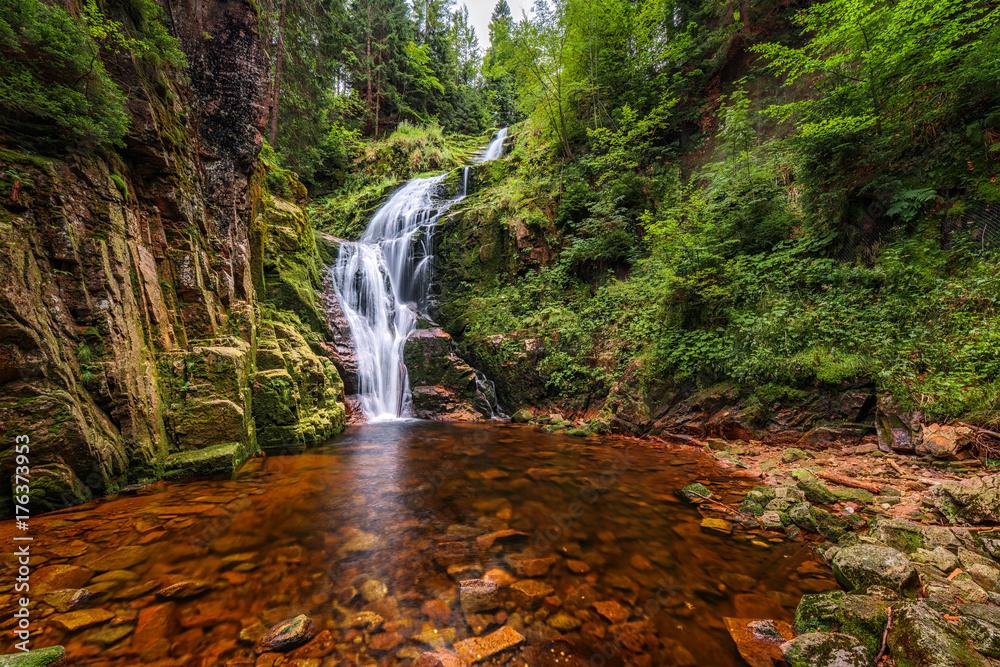 Fototapety, obrazy: Kamienczyk Waterfall