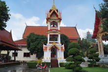 Monument Wat Chalong