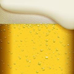 Fototapeta Do gastronomi Glass of beer.