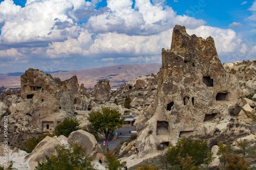 Plakat Cappadocia Miejsce Światowego Dziedzictwa