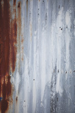 Rusty Corrugated Tin Textures ...
