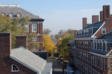 View Of Cambridge Street