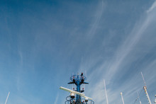 Ship Control Bridge