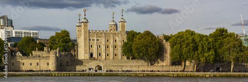 Plakat Wieża w Londynie