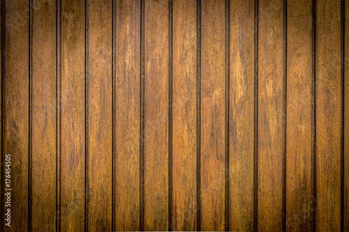 Fototapeta Natural wood texture for background with spotlight obraz na płótnie