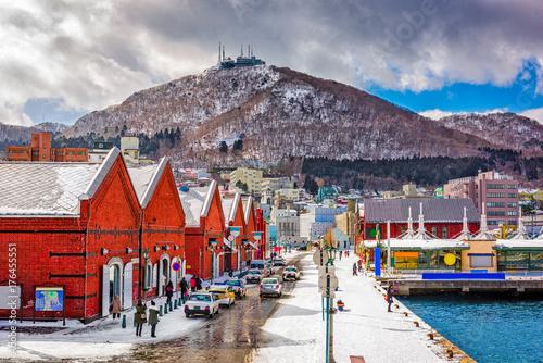 Fotografie, Obraz  Hakodate, Hokkaido, Japan