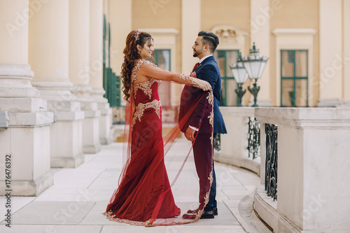 Turkish couple Poster