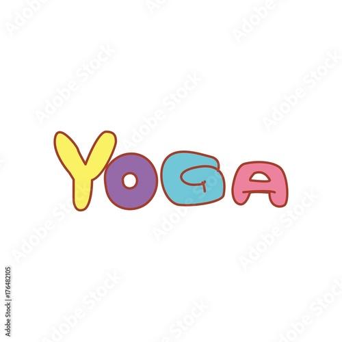 Fototapeta  Yoga