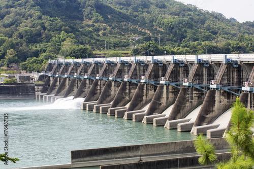 Fototapeta Shihgang Dam