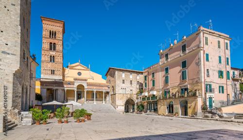 Valokuva  Scenic sight in Terracina, province of Latina, Lazio, central Italy