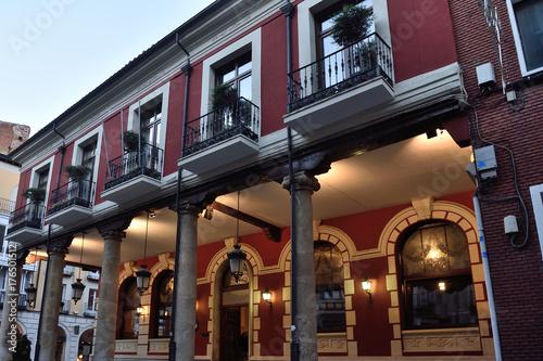 casino of Palencia, Castilla y Leon, Spain