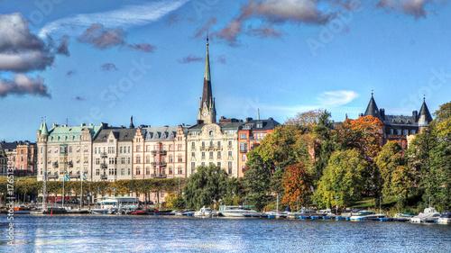 Plakat Szwecja