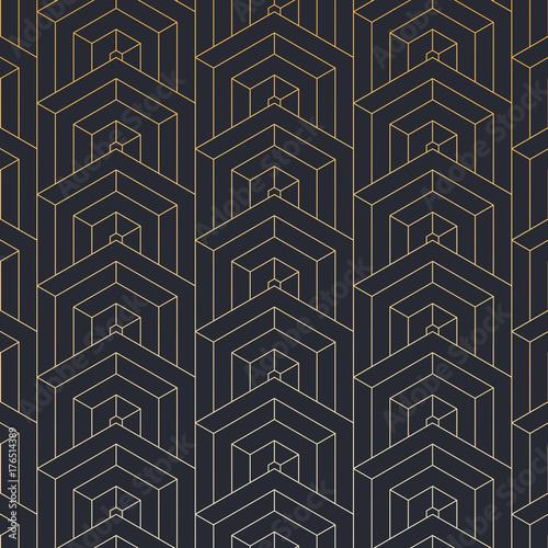 wzor-wektor-powtarzajac-nowoczesny-stylowy-geometryczny-wzor-liniowy-powtarzajace-sie-geometryczne-plytki-z-szesciokatnymi-elementami