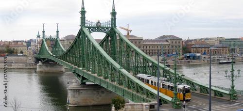 Zdjęcie XXL Piękna historyczna architektura Budapest, Węgry.
