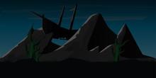 Noah Ark Illustration Design