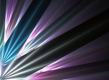 Abstract Fractal Background, T...