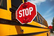 School Bus: Stop Signs With Li...