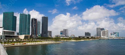 Fototapeta Miami City