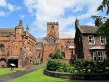 Carlisle Cathedral.