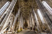 Münster St. Georg In Dinkelsbühl