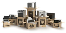 Household Kitchen Appliances A...