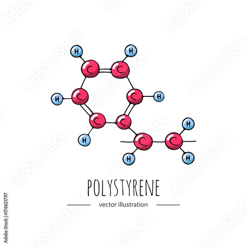Enzyme Function Stock Vector Illustration Of Polymer Wiring Diagram
