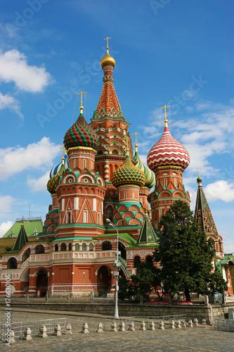 Spoed Foto op Canvas Moskou Moscow, Russia