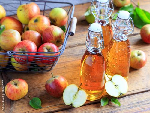 Plakat Sok jabłkowy