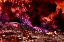 Abstract Fantasy Background